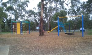 Mathison Park Churchill playground