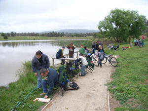 Mathison Park Churchill Junior-Fishing-Comp